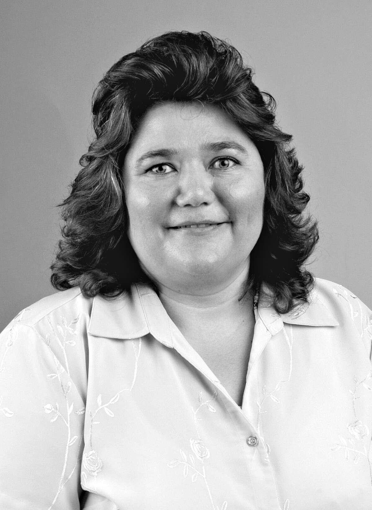 Ida Perez Sudolcan, 48, homemaker and incumbent