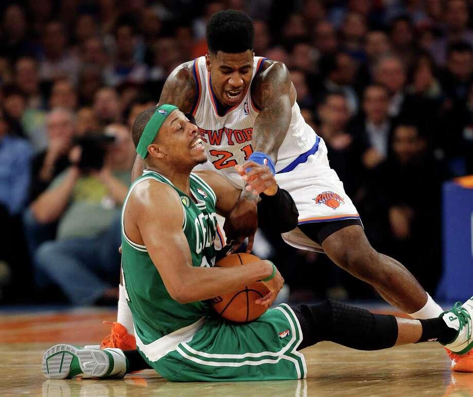Houston Rockets Iman Shumpert: NBA: Celtics Stave Off Elimination Again