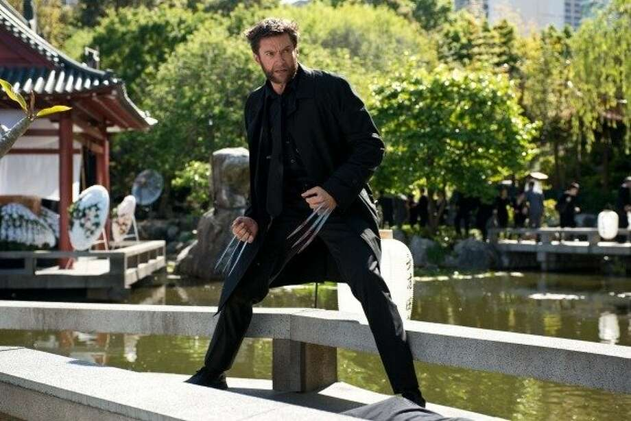 """Hugh Jackman stars in """"The Wolverine,"""" which takes the """"X-Men"""" hero to Japan. Photo: 20th Century Fox 2013"""