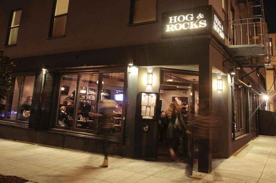Hog & Rocks, SF