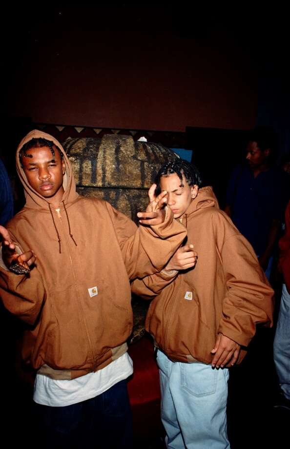 Kriss Kross  (Photo by Time & Life Pictures/Getty Images)