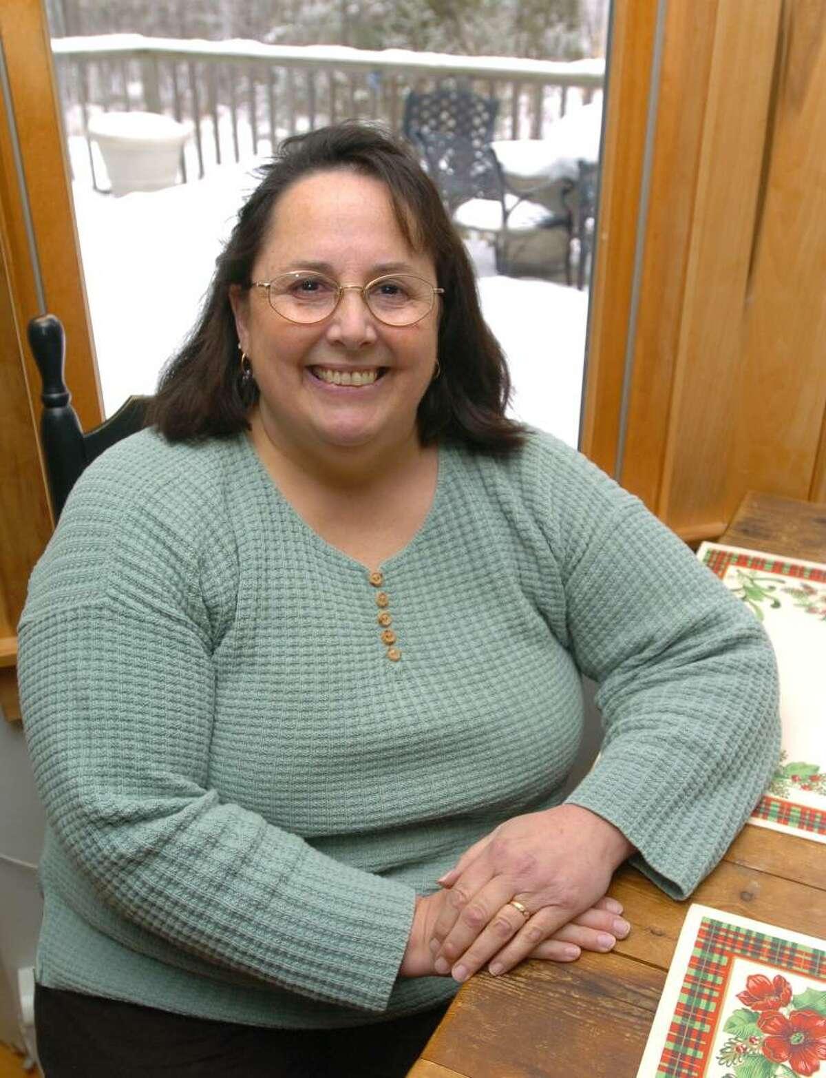 Susan Kokoska, of Newtown Friday, Jan. 8, 2010.