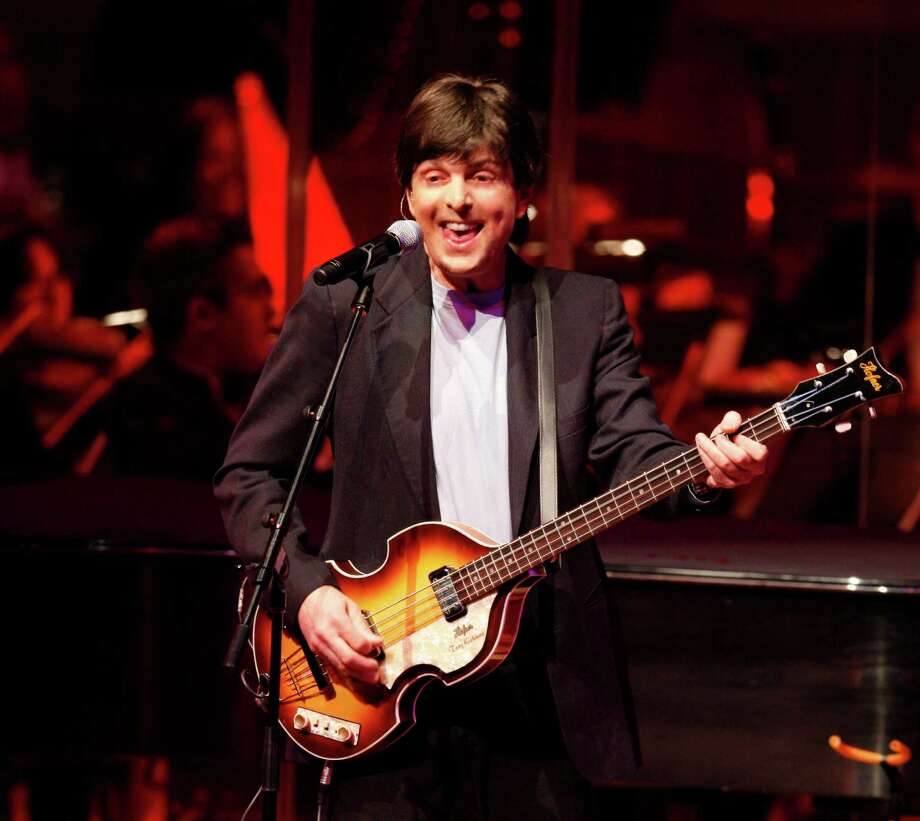 Tony Kishman is the guest for a San Antonio Symphony Pops concert of Paul McCartney music. Photo: San Antonio Symphony