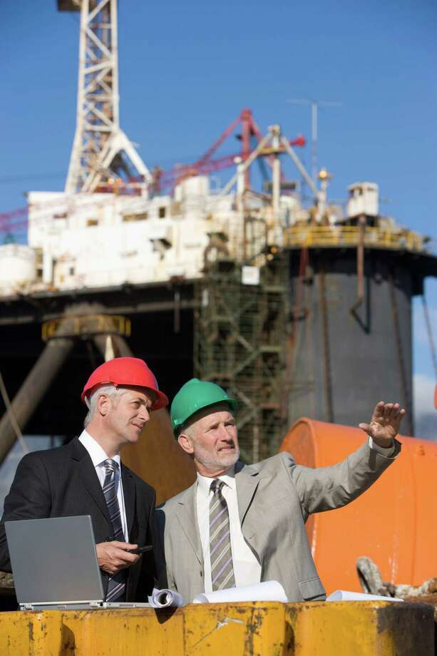 The offshore sector continues to see a high demand for engineers. / iStockphoto