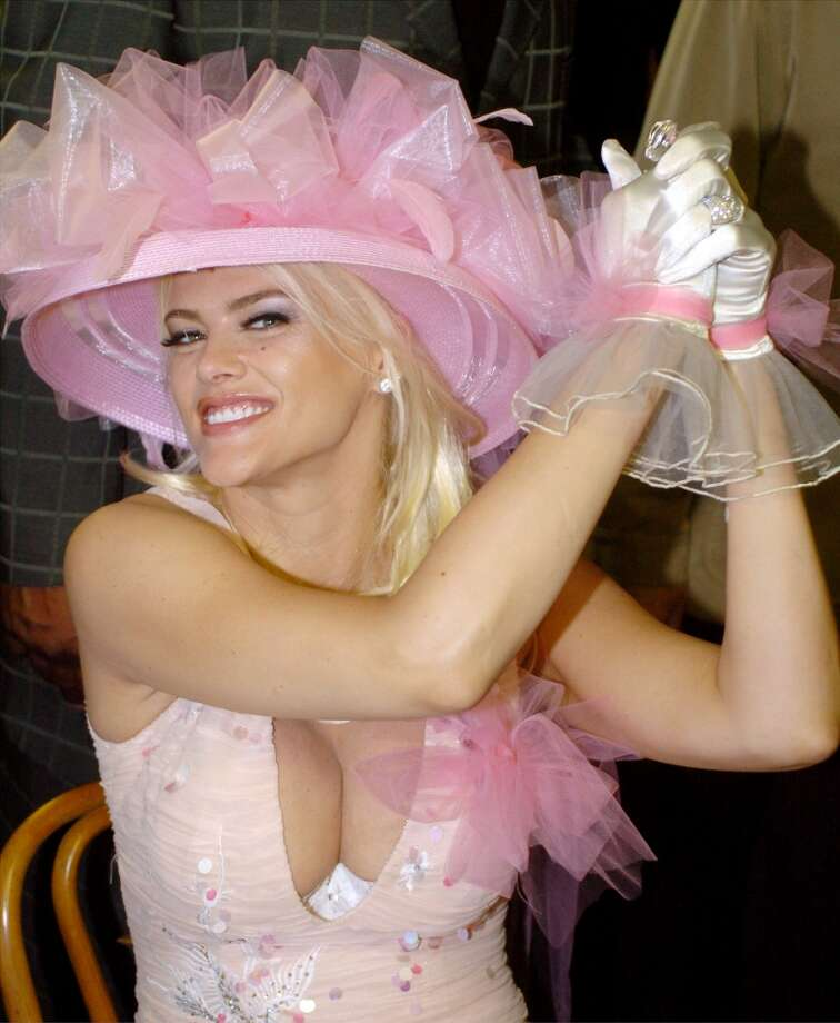 Anna Nicole Smith in 2004.