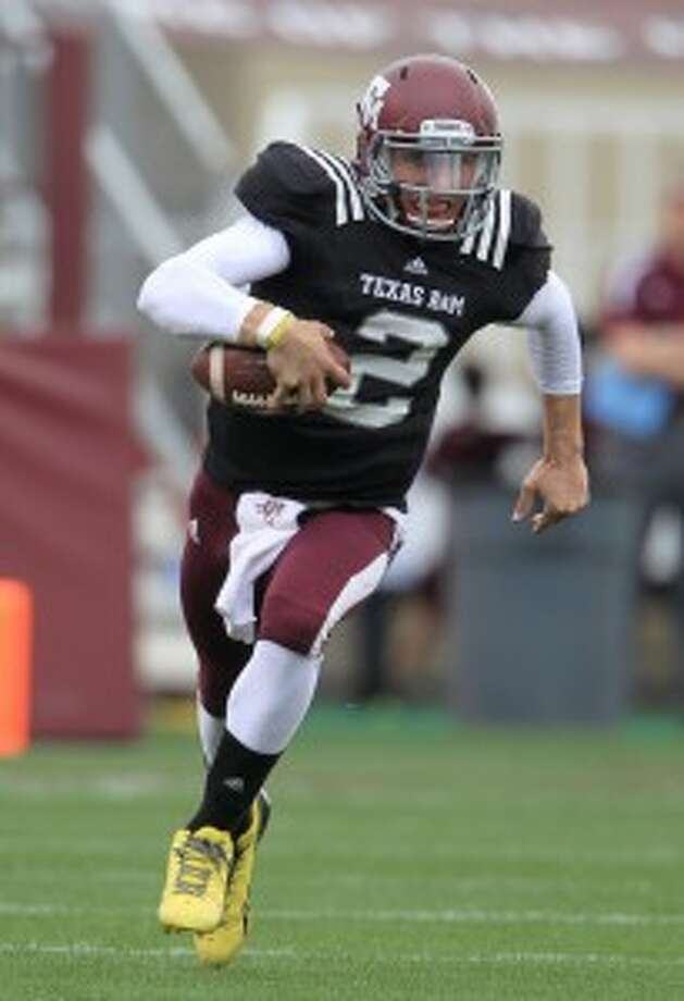 Don't ever forget that I love A&M with all of my heart, but please please walk a day in my shoes — Johnny Manziel (@JManziel2) June 16, 2013