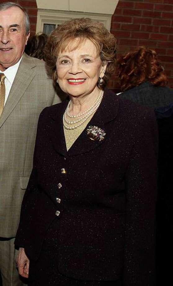 Matilda Raffa Cuomo (Times Union Archive)