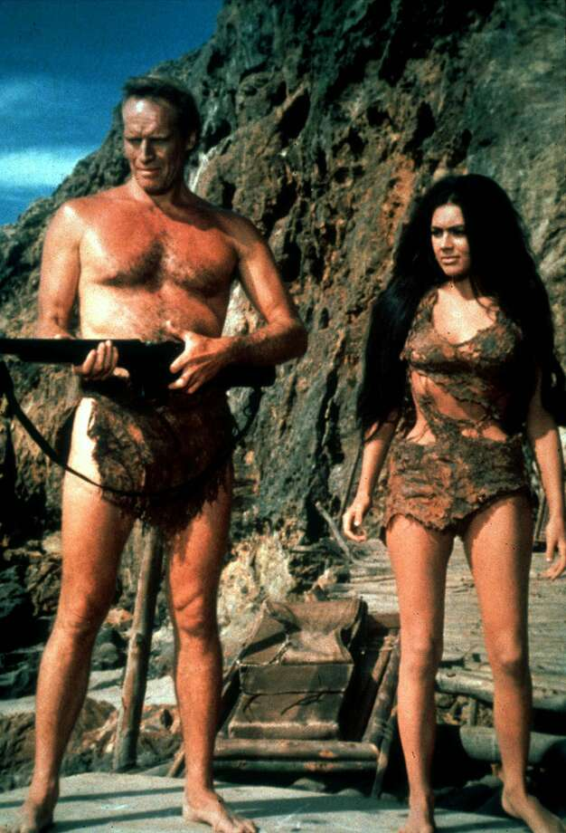 "1968: ""Planet of the Apes."" The big daddy that kicked off the whole damn dirty ape love affair. The epic film has Charlton Heston showing us what happens when Roddy McDowall bans guns in America. 
