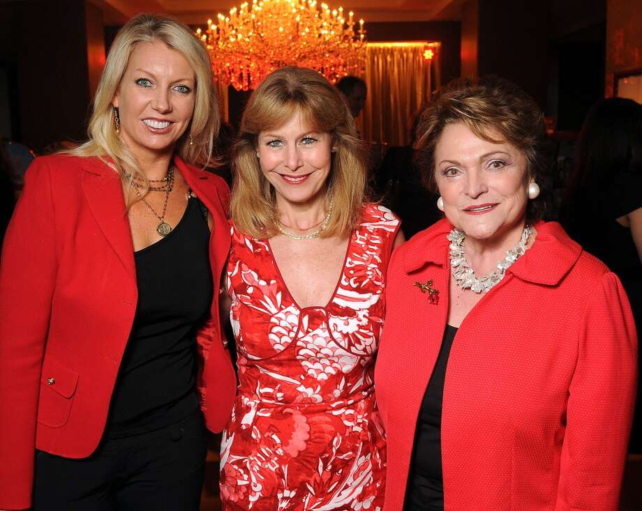 Susan Vick, Cheryl Byington and Beth Wolff
