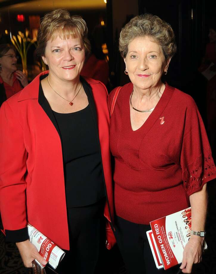 Cheryl Hoffman and Mary Shannon