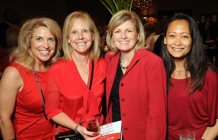 Melody Murta, Lynette Avery, Lisa Houghton and Linh Duong