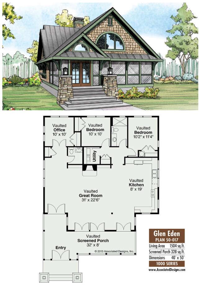 Glen Eden Plan 50-017