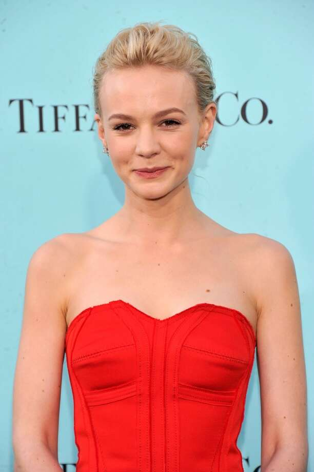 "Actress Carey Mulligan attends the ""The Great Gatsby"" world premiere at Avery Fisher Hall at Lincoln Center for the Performing Arts on May 1, 2013 in New York City.  (Photo by Stephen Lovekin/Getty Images)"