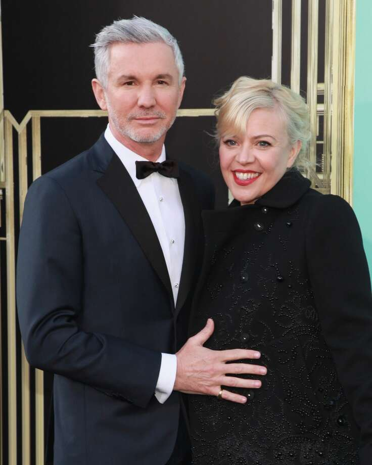 "NEW YORK, NY - MAY 01:  Director Baz Luhrmann and costume designer Catherine Martin attend ""The Great Gatsby"" world premiere at Alice Tully Hall at Lincoln Center on May 1, 2013 in New York City.  (Photo by Taylor Hill/FilmMagic)"