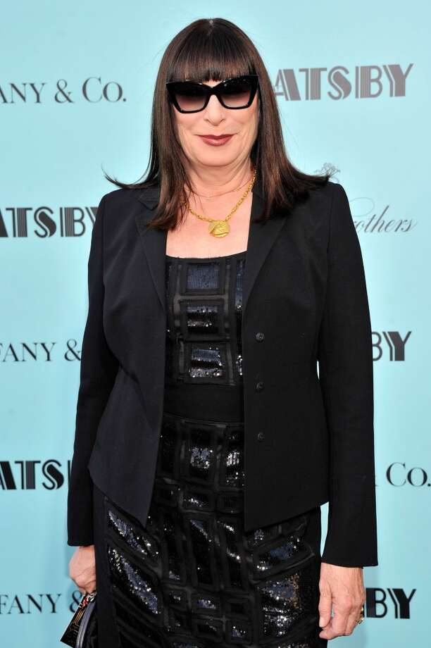"NEW YORK, NY - MAY 01:  Actress Anjelica Huston attends the ""The Great Gatsby"" world premiere at Avery Fisher Hall at Lincoln Center for the Performing Arts on May 1, 2013 in New York City.  (Photo by Stephen Lovekin/Getty Images)"