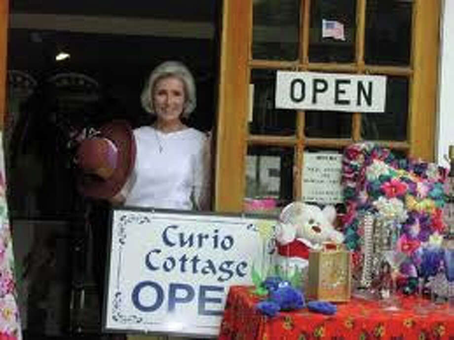 Don't miss out on the Westport Woman's Club plant sale, and the re-opening of the Curio Cottage Thrift Shop this Saturday. Photo: File Photo / Westport News