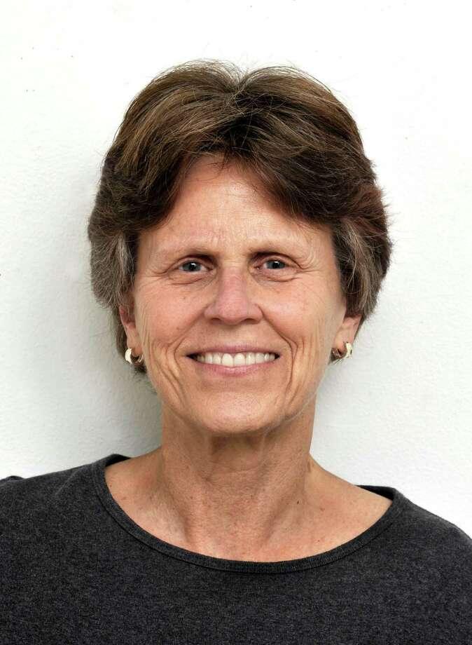 Carol Huckabee - Forum on Faith - photographed Thursday, May 24, 2012. Photo: Michael Duffy