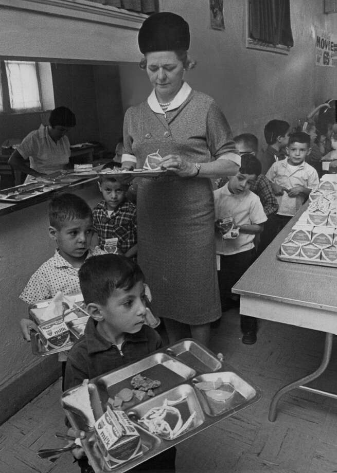 Denver, 1964 (Photo By Lowell Georgia/The Denver Post via Getty Images)