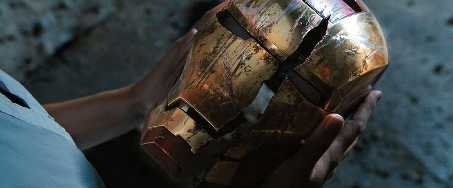 """Marvel's Iron Man 3""  Ph: Film Frame  © 2012 MVLFFLLC.  TM & © 2012 Marvel.  All Rights Reserved."