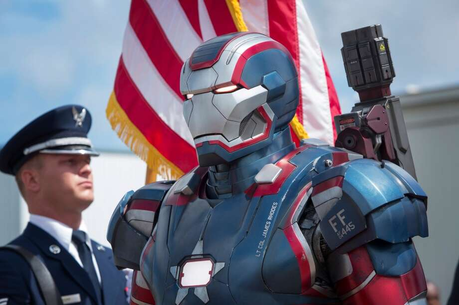 """Marvel's Iron Man 3""