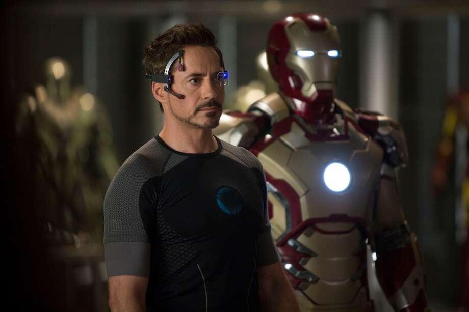 """Marvel's Iron Man 3""  Tony Stark/Iron Man (Robert Downey Jr.)  Ph: Zade Rosenthal  © 2012 MVLFFLLC.  TM & © 2012 Marvel.  All Rights Reserved."