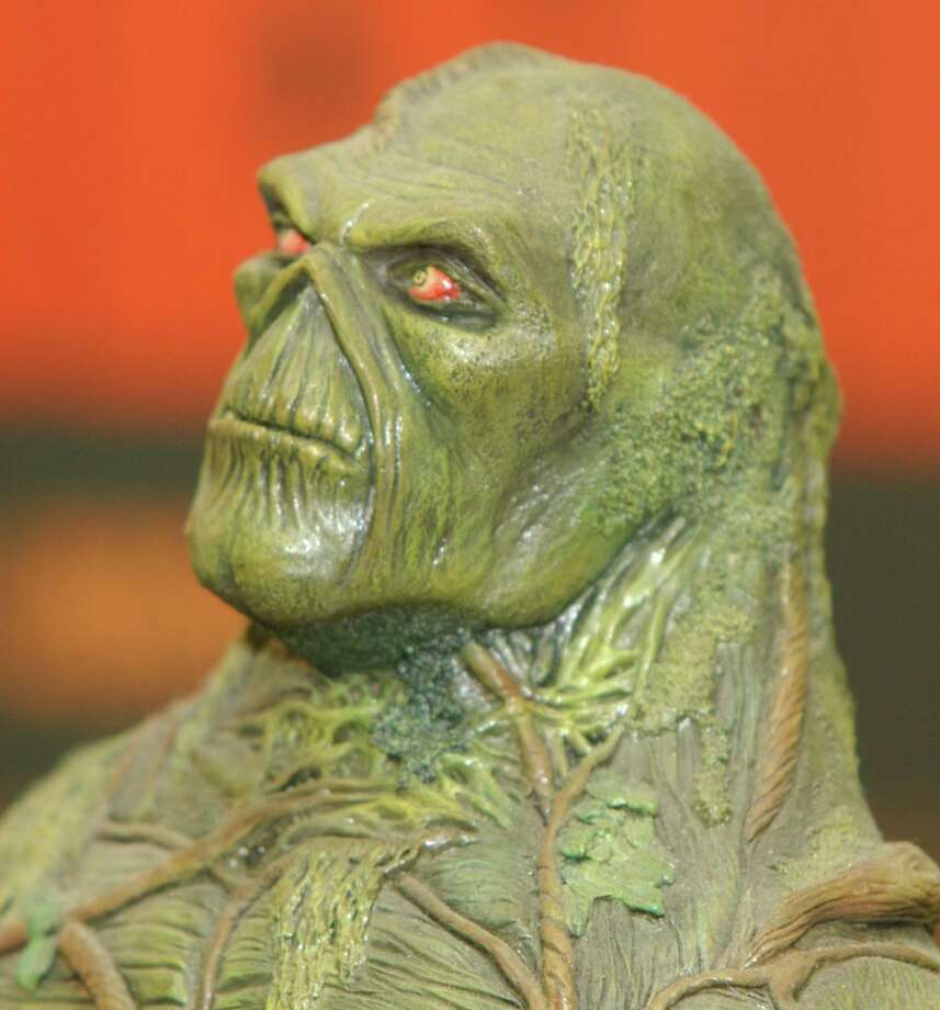 Swamp Thing had a movie in the 1980s, but it is time to reboot this franchise on the big screen. Photo: VINCENT LERZ, AP / THE NEWS LEADER