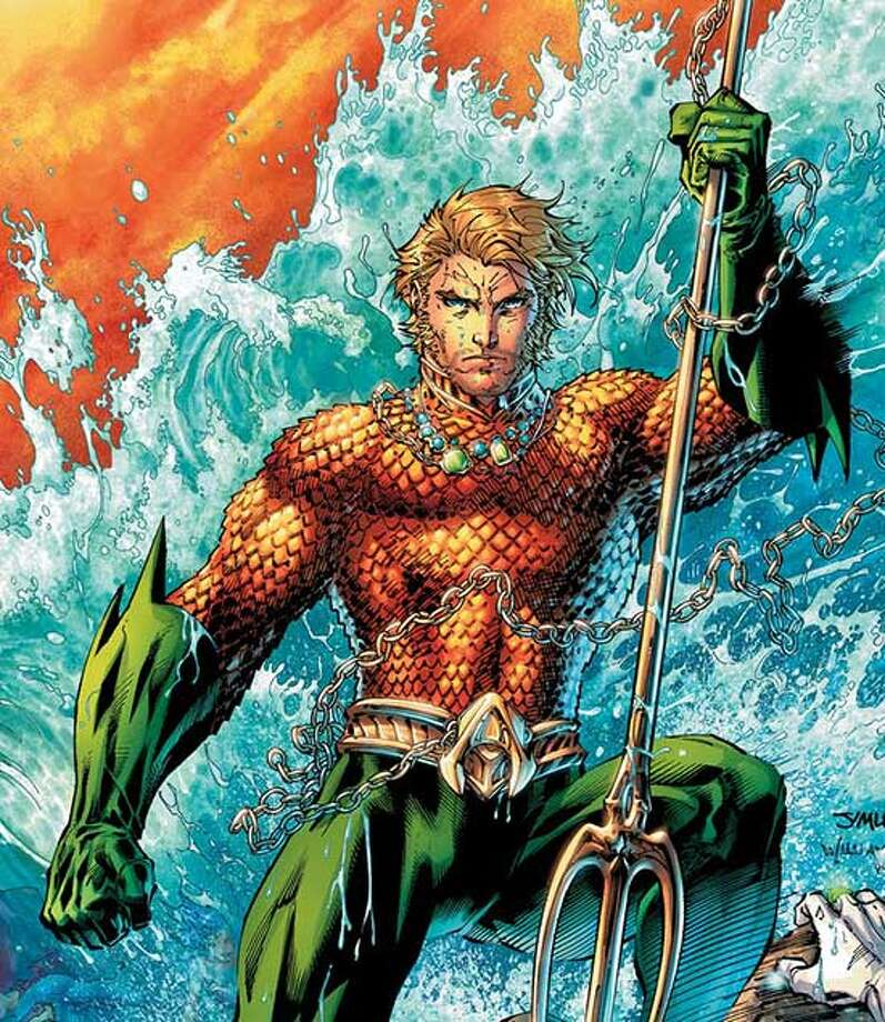 Imagine how cool the aquatic world of Aquaman would look with today's film-making magic.