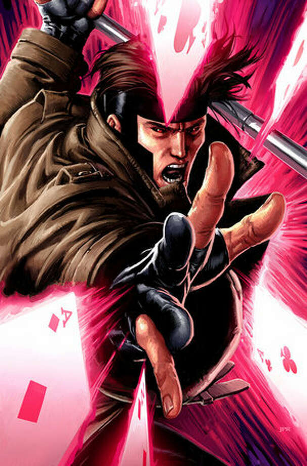 Gambit, the slick Cajun mutant,  has the charisma and cool powers to be a box office smash.
