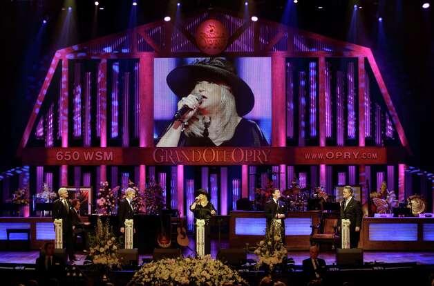 2013, in Nashville, Tenn. Jones, one of country music's biggest stars