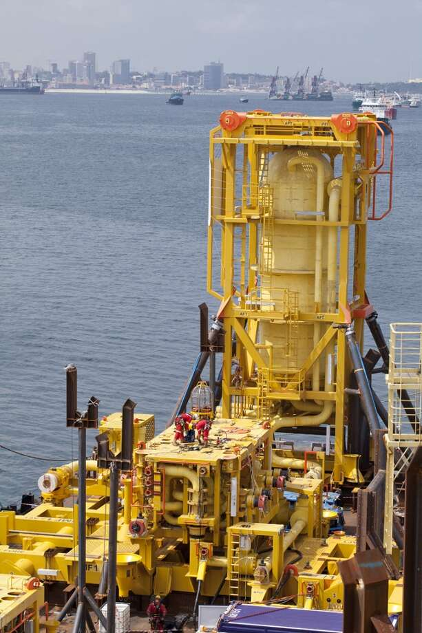Using the Pazflor Subsea Separation System, developed by FMC and TOTAL, the Pazflor field is the first full-scale greenfield development with subsea separation and boosting to produce two different grades of oil.