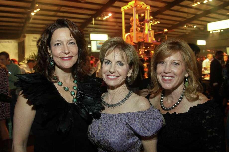 Lauri Gordon, from left, Pam Jones and Gigi Harbison Photo: Gary Fountain, Freelance / Copyright 2013 Gary Fountain