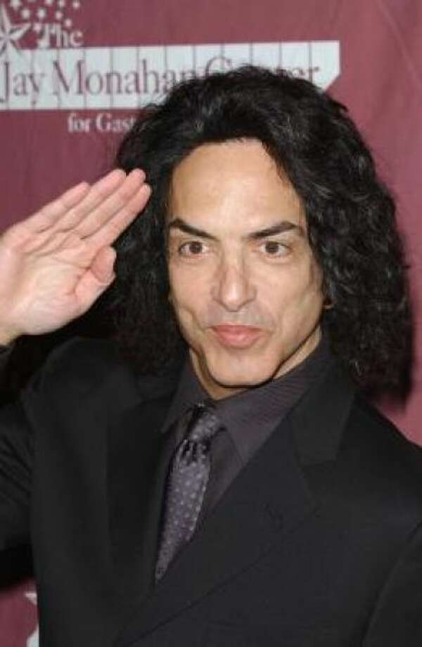 Plastic surgery has not been kind to the formerly brooding, handsome face of KISS frontman Paul Stanley. Photo: Handout