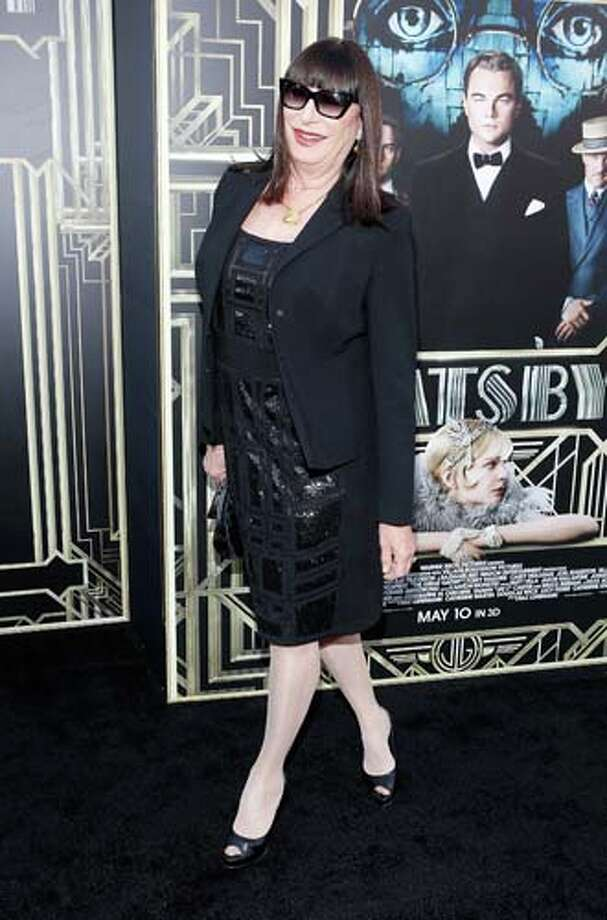 Anjelica Huston  We'd expect more glamour from you Huston. Photo: Jemal Countess, Getty Images / 2013 Getty Images