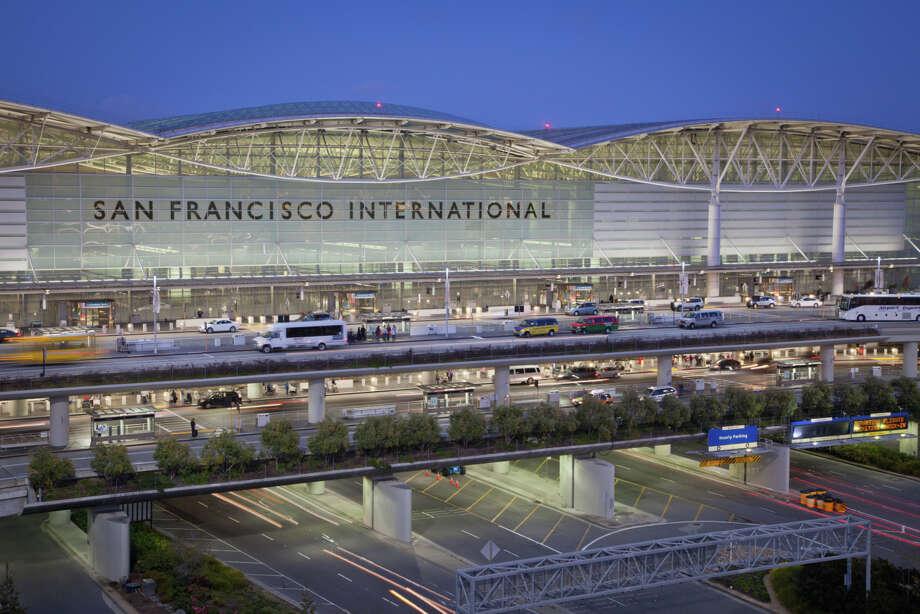 No. 40 - San Francisco International Airport  Photo: Karen Desjardin, Multiple / (c) Karen Desjardin