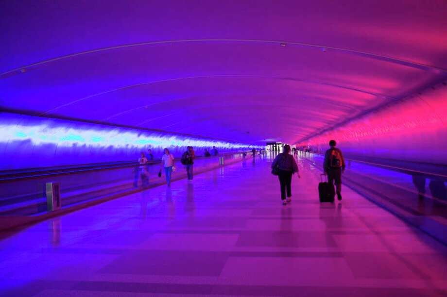 No. 79 - Detroit Metropolitan Wayne County Airport Photo: Walter Bibikow, Multiple / AWL Images RM