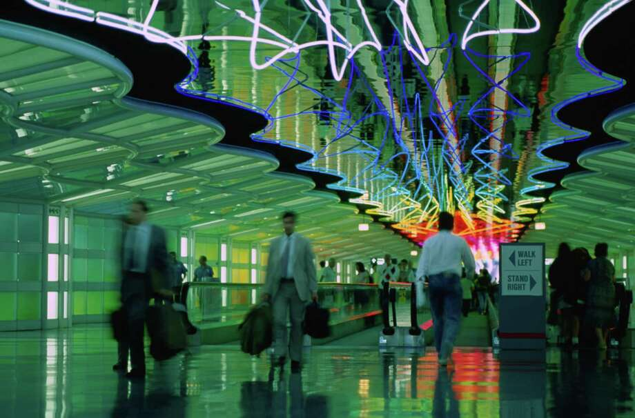 No. 84 - Chicago O'Hare International Airport. Photo: Peter Hendrie, Multiple / Lonely Planet Images
