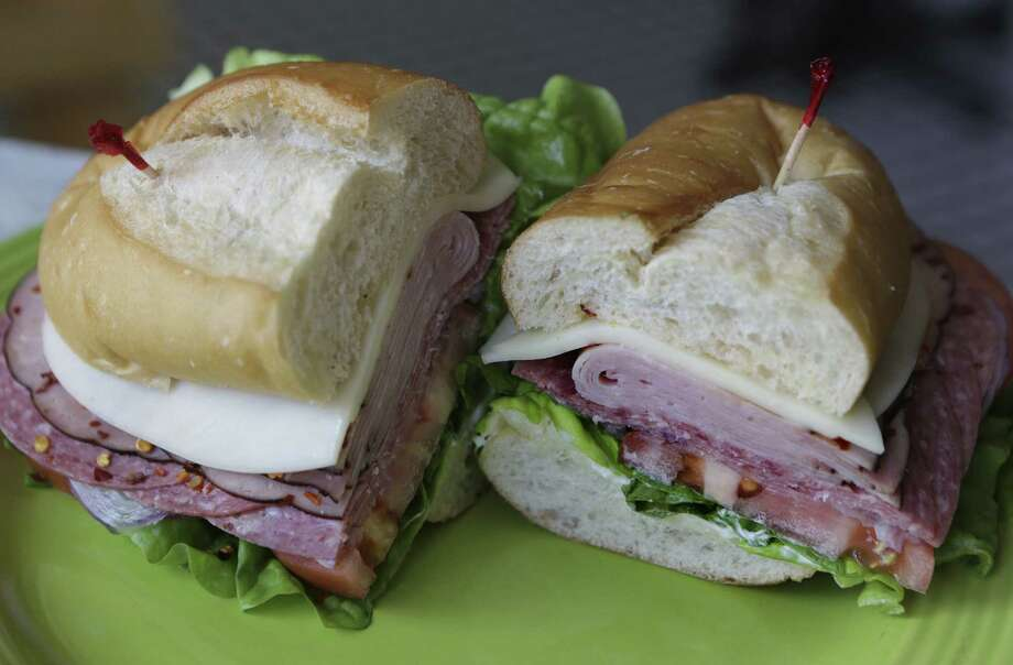 Wayne's Excellent Hoagie combines simple ingredients into an item that's worth ordering again. Photo: Photos By Bob Owen / San Antonio Express-News