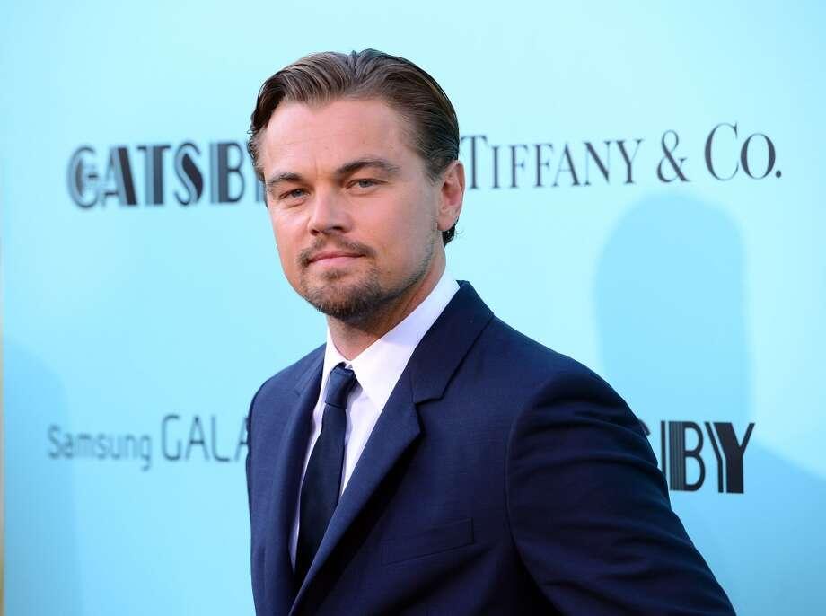 Leonardo DiCaprio, 2013.