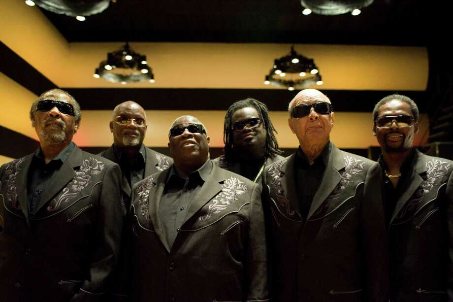 Fairfield Theatre Co. will hold a performance by gospel group The Blind Boys of Alabama on Friday, May 24, at StageOne. Photo: Contributed Photo / Erika Goldring 2010 - All Rights Reserved.