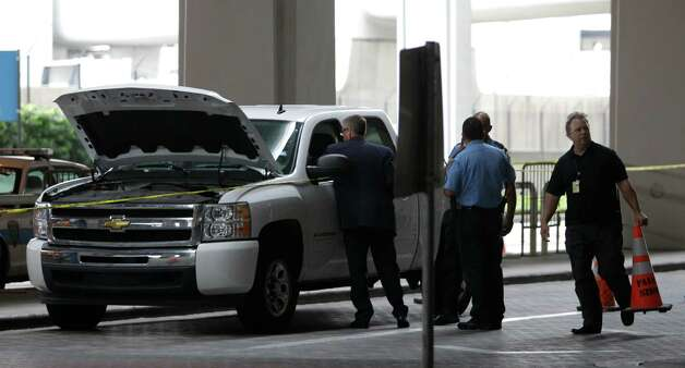 Beaumont Man Killed At Houston Airport Had Monster Inside