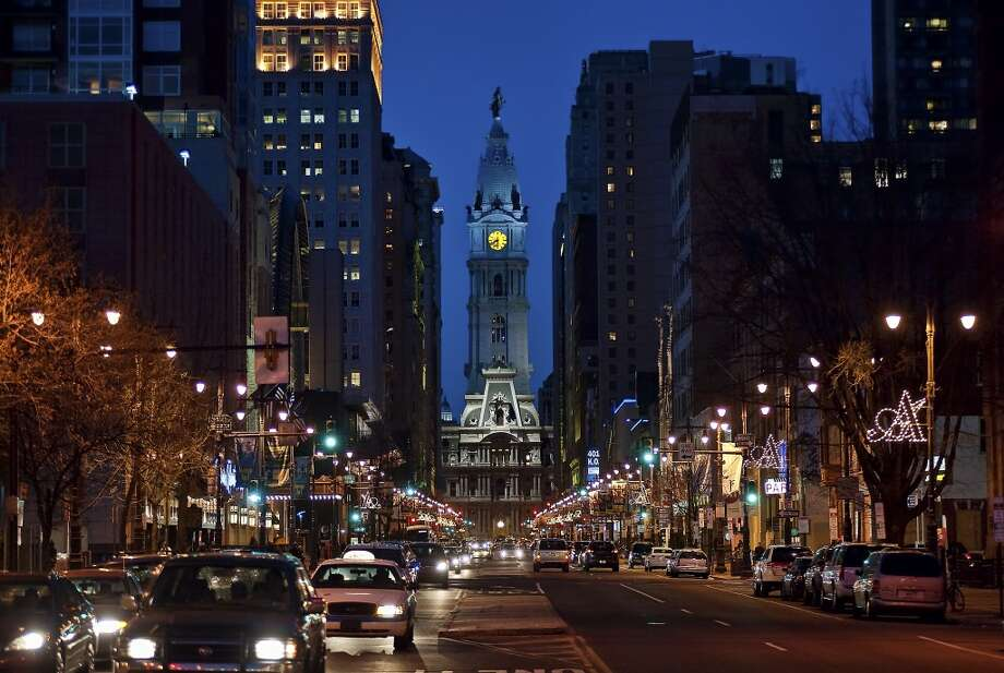 "9. Philadelphia, whose ""Avenue of the Arts"" (Broad Street) is lined with theaters and performance halls."