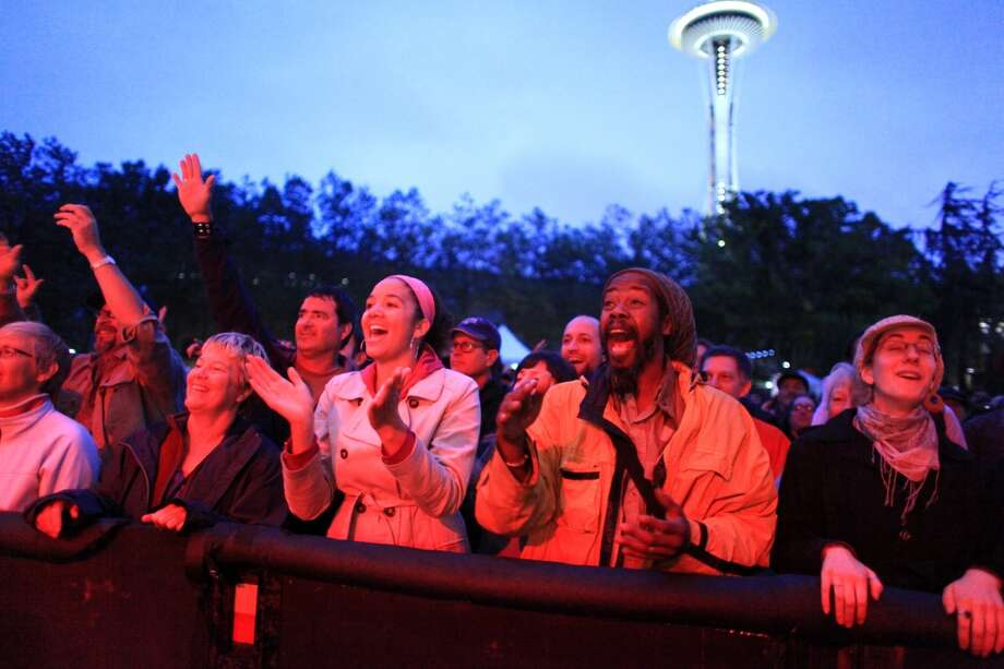 4. Seattle, home of Bumbershoot.