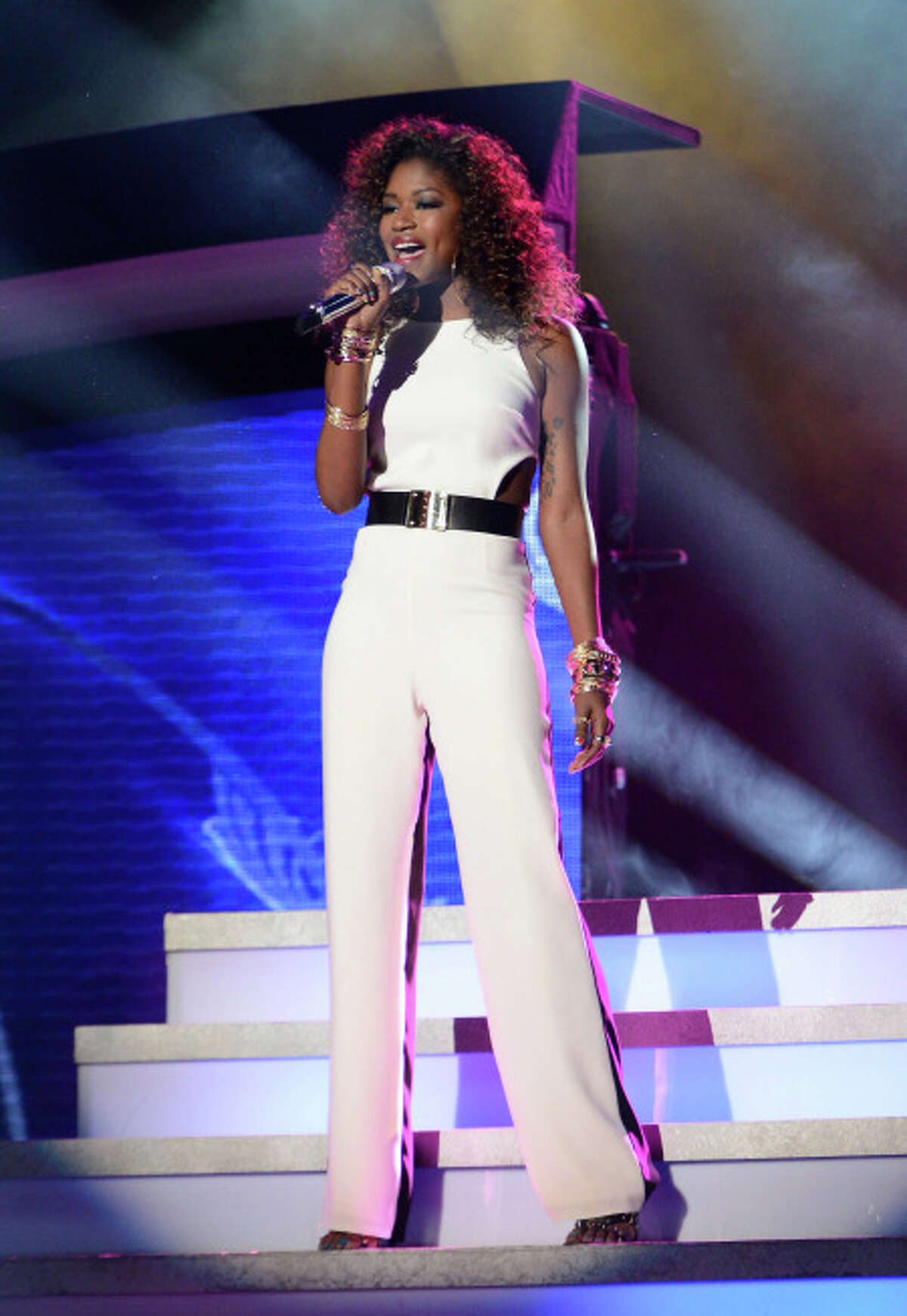 Amber Holcomb Then: Season 12, fourth place Best performance: