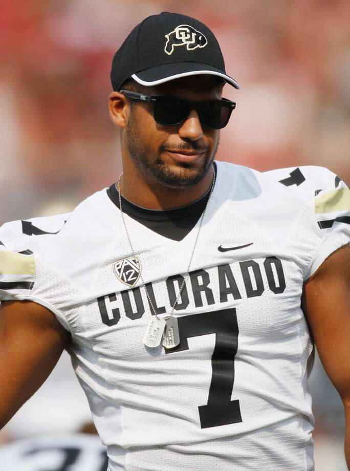 Ray Polk, strong safetyCollege: Colorado | Height: 6-foot-0 | Weight: 219 pounds  The Buffaloes used Polk from the get-go, putting him in 10 games his freshman year, when he had 40 tackles and one tackle for loss off the bench. He became a starter in 2010 as a free safety, finishing second on the team with 72 tackles, and in 2011 started every game except the two he missed due to a concussion. Nevertheless, as a junior he posted 80 tackles, one interception and broke up six passes, plus had a 17-tackle game against Stanford. Last season, as a senior, he struggled with a severe ankle sprain that kept him out of five games and slowed him down for more, finishing with 45 tackles and two for loss in seven games. At Colorado's pro day in March, he clocked in at 4.40 seconds in the 40-yard dash.