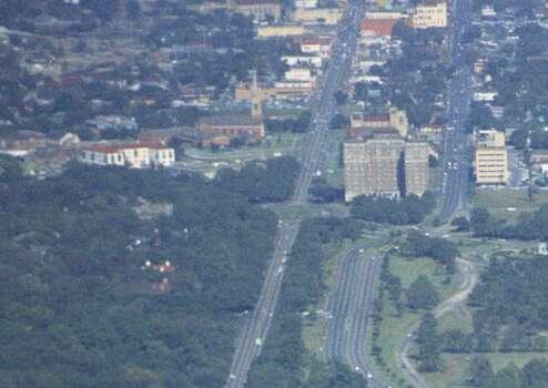 Main Street/Montrose area.