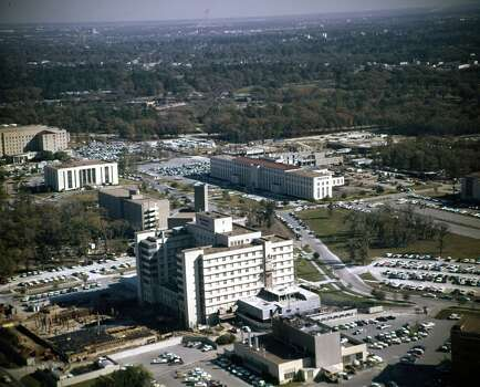 Methodist Hospital at Texas Medical Center.