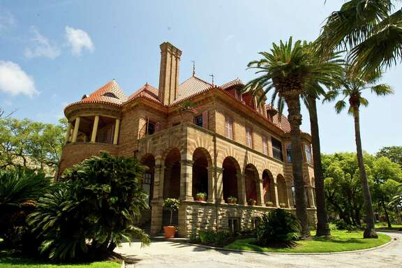 Open Gates  mansion was built by noted architect Stanford White for George and Magnolia Willis  Sealy.