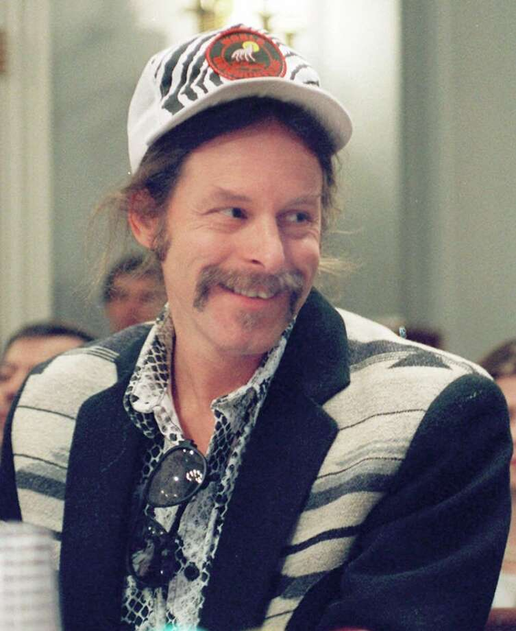 Ted Nugent is shown on Capitol Hill prior to testifying before a joint resources subcommittee hearing on hunting and the wilderness in this April 15, 1997, file photo. Nugent is closing his archery store in Jackson, Mich., but his custom blades, zebra hats and signature bows are a just mouse click or a phone call away.  'A disproportionate amount of our business is through catalogs and e-sales,'' the Motor City Madman told The Jackson Citizen Patriot. 'This is a progressive move.''(AP Photo/DennisCook)  HOUCHRON CAPTION (07/17/2000): Ted Nugent is bound for Houston.   HOUCHRON CAPTION (07/17/2000): Defiant one: Rocker Ted Nugent says he'll be back in town with KISS.