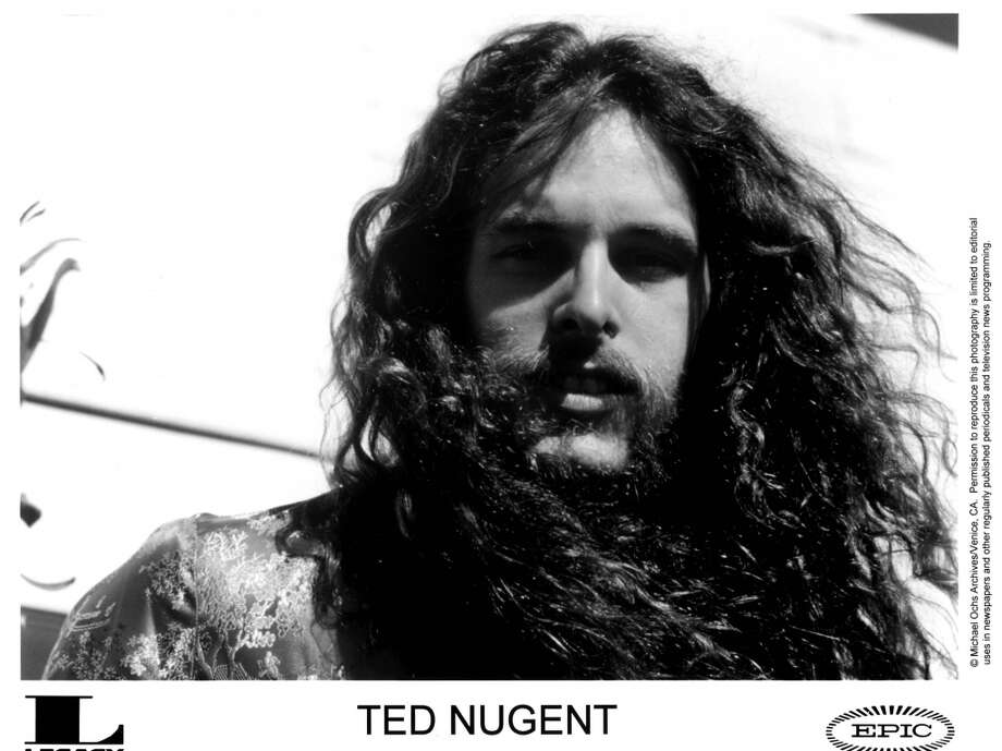 TED NUGENT  cMICHAEL OCHS ARCHIVES/VENICE, CA.