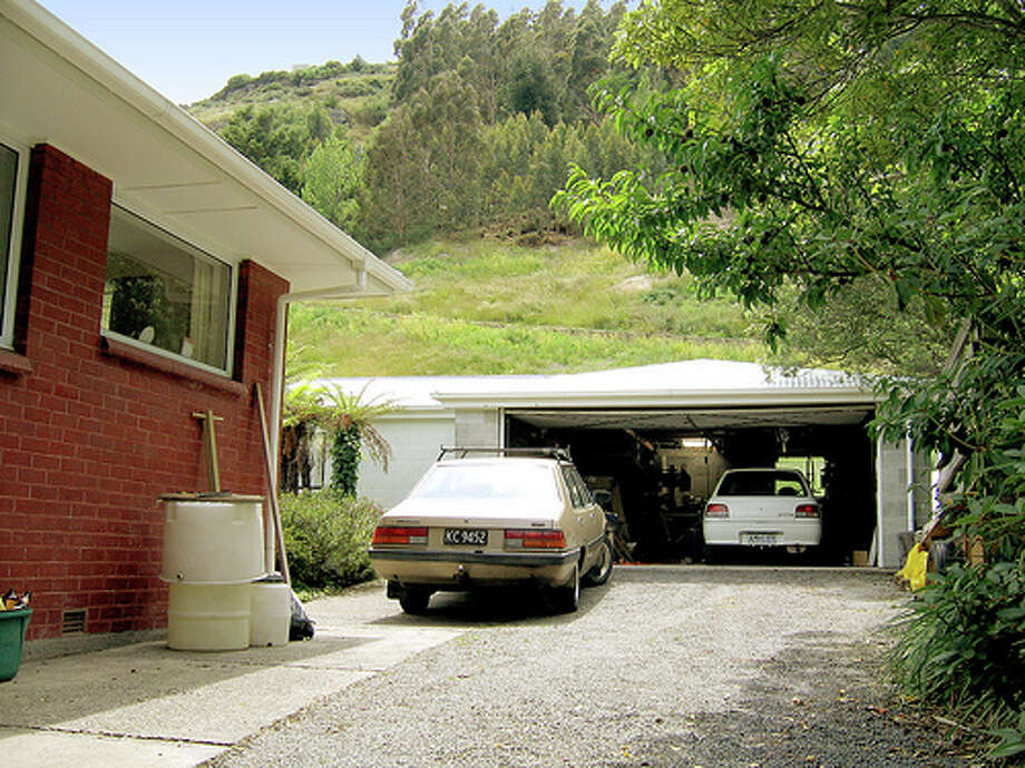 Garage: It's likely hard to find a home without a garage in car-crazy Texas. According to a NAR survey, 78 percent of people bought a home with garage.Photo: Newhaircut, FlickrSource: National Association of Realtors Photo: Flickr
